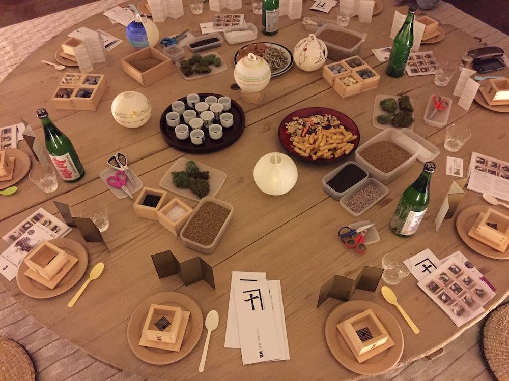 WS report:豊島屋酒造 @東村山(2015.4.10)「お酒(マス)をキーワードにつながるというのが面白かったです」