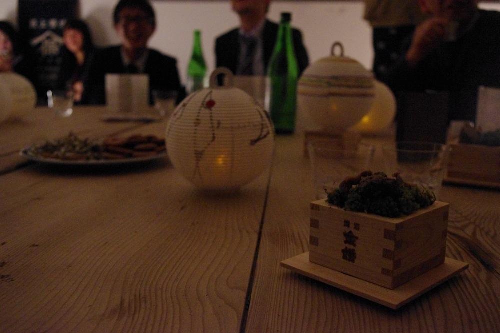 【満員御礼】WS info:日本酒を呑みながら酒米を植えよう!こけたんぼ@神田・豊島屋ビル(2015.6.13)