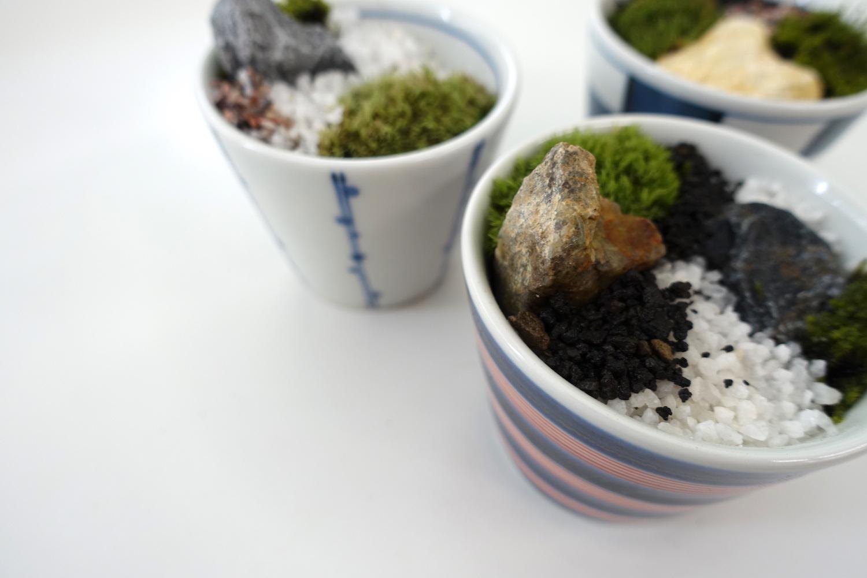 WS info:「砥部焼」に小さなお庭を。@神宮前・アンテナショップ砥部町(9/10)